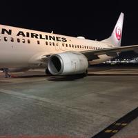 22日 88番ゲートから@羽田空港 - 香港と黒猫とイズタマアル2