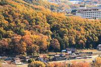 秋の金尾山俯瞰 - みちざねの鉄ログ