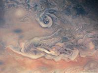木星探査機ジュノーが捉えた木星の美しい画像 - 秘密の世界        [The Secret World]