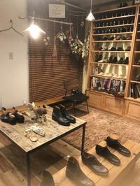 明日11月25日(日)荒井弘史入店日です。 - Shoe Care & Shoe Order 「FANS.浅草本店」M.Mowbray Shop