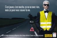 黄色いチョッキのカッコ悪さle gilet jaune moche - ■Tant Pis!Tant Mieux!そりゃよござんした。■