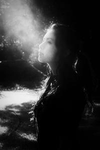 In the light  光の中で - 天野主税写遊館