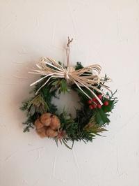 クリスマス始まる。。。 - フラワーショップデリカの花日記