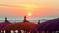 Sunset At Seminyak Beach W/ にゃんこ先生  ('18年9月) - 道楽のススメ