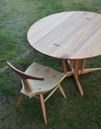 家具工房モク無垢の家具展 - 家具工房モク・木の家具ギャラリー 『工房だより』