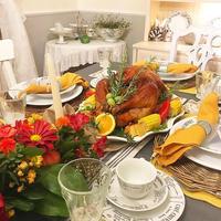 Thanksgiving dinner - + + violette + +