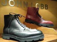 冬はつとめて - 池袋西武5F靴磨き・シューリペア工房