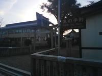 三石神社。クルマに乗ってはじめてお参りした神社は… 「こずかた」の起源。 - KOZUNOMACHIだより