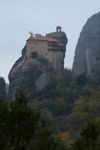 ギリシャ、ケニア、ドイツの旅(その5)(天空に浮かぶ修道院) - 旅プラスの日記