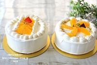 デコレーション専科「オレンジショートケーキ」 - *sheipann cafe*