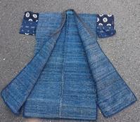 裂き織り2点ヤフオクに出品 - 古布や麻の葉