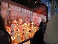 クリスマスに向かうパリの街 ① - フランス Bons vivants des marais