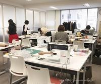 【ヴォーグ学園東京校】バッグ講座生徒さんの作る素敵な大人女子バッグ♪ - neige+ 手作りのある暮らし
