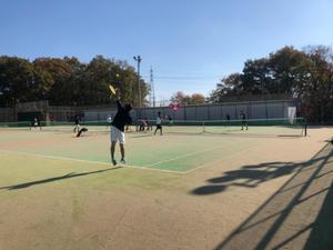 練習試合 vs東京電機大学千住キャンパス - 東京電機大学理工学部硬式庭球部