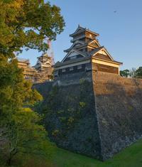 ✔熊本城と細川旧刑部邸の紅葉 - チャレンジ! 日々の散歩道