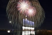桑名水郷花火大会2018年 - 尾張名所図会を巡る