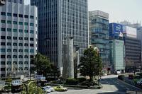 梅田換気塔 - レトロな建物を訪ねて