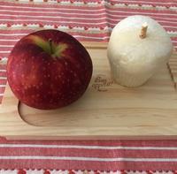 りんごとキリのふんわり白パン♡ - パンのちケーキ時々わんこ
