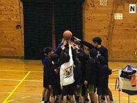 20181123_第40回 大分県小学生バスケットボール大会_初日 男子 - 日出ミニバスケットボール