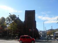 聖アグネス教会 - 時の流れに身を任せ…