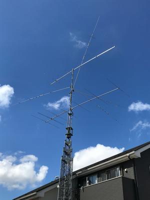 台風被害 - JA1BOP's RADIO ON AIR !