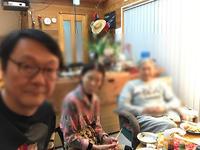 母misaバースデーにコロッケを揚げてもらう。 - Isao Watanabeの'Spice of Life'.