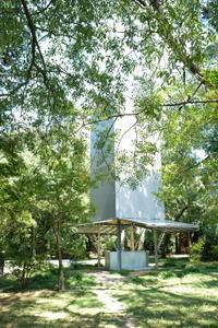 本日閉幕・第16回建築ビエンナーレ~12・森の中の礼拝堂 - カマクラ ときどき イタリア