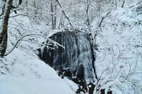 """魚留の滝、雪景色 - [BLOG] ときどきの記 by 小樽の出版社""""ウィルダネス"""""""