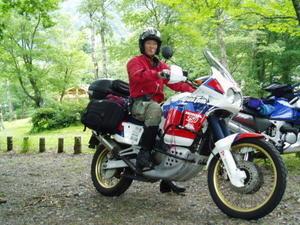 バイクに乗り続けて良かったと思った瞬間 - オイラの日記 / 富山の掃除屋さんブログ