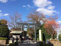 松陰神社へ - マイニチ★コバッケン