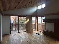 「深沢の家」クリーニング完了 - HAN環境・建築設計事務所