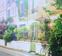 『ジアン』アートディレクターの家、100%LIFE に掲載中です! - keiko's paris journal <パリ通信 - KSL>