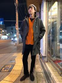 """Spectator Coat"" - DAKOTAのオーナー日記「ノリログ」"