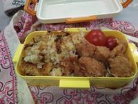 今日のお弁当 - Fitness☆log