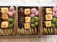 クッキー缶3缶 - 東京都調布市菊野台の手作りお菓子工房 アトリエタルトタタン