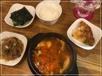 韓国スンドゥブ専門店 ナムデムンで豚キムチスンドゥブランチ@大阪/北新地 - Bon appetit!