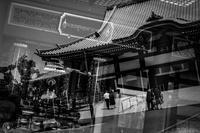タイ文字を内包する寺院 - Silver Oblivion