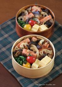 秋彩バター醤油丼(o´艸`o)*:.。. - **  mana's Kitchen **