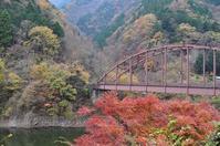 雲取山(1日目:後山林道ゲート~三条の湯) - 歩のち登、ときどき走。