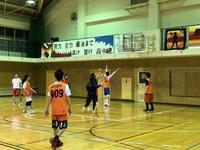 第764Q:18/11/24 - ABBANDONO2009(杉並区高円寺で平日夜活動中の男女混合エンジョイバスケットボールチーム)