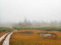 前を向いて!骨折後初のリハビリトレッキング~2015年9月 八幡平逍遥 - 殿様な山歩き