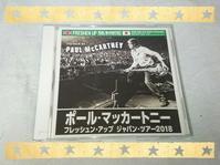 PAUL McCARTNEY / FRESHEN UP JAPAN TOUR 2018 TOKYO DOME 2nd - 無駄遣いな日々
