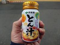 とん汁、しじみみそ汁、ふかひれスープ@JR東日本自販機acure - 無駄遣いな日々