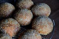 焼きカレーパン - 森の中でパンを楽しむ
