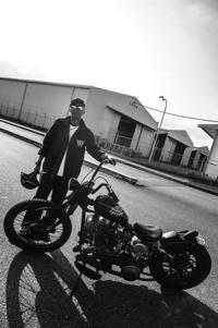 伊藤 恒 & Harley-Davidson FLH1200(2018.06.17/TOKYO) - 君はバイクに乗るだろう