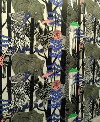 マリメッコの壁紙 - Daily Green (デイリー・グリーン)