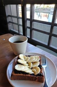 美味しいコーヒーと朝の静かな時間・EMBANKMENT COFFEE @大阪・北浜 - カステラさん