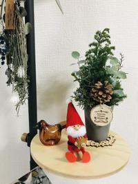 クリスマス飾りとスナイパーカンタ~アンテナちゃん再び~ - クランのあしあと