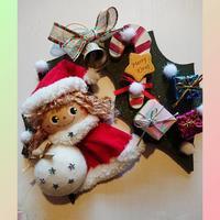 もうすぐクリスマス - の~んびりちかこの手仕事日記
