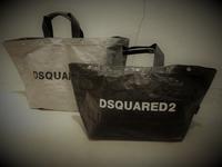 「DSQUARED2 ディースクエアード」CAPとBAGの入荷です。 - UNIQUE SECOND BLOG